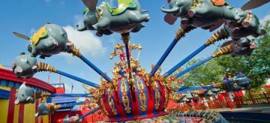 carrousel elephant